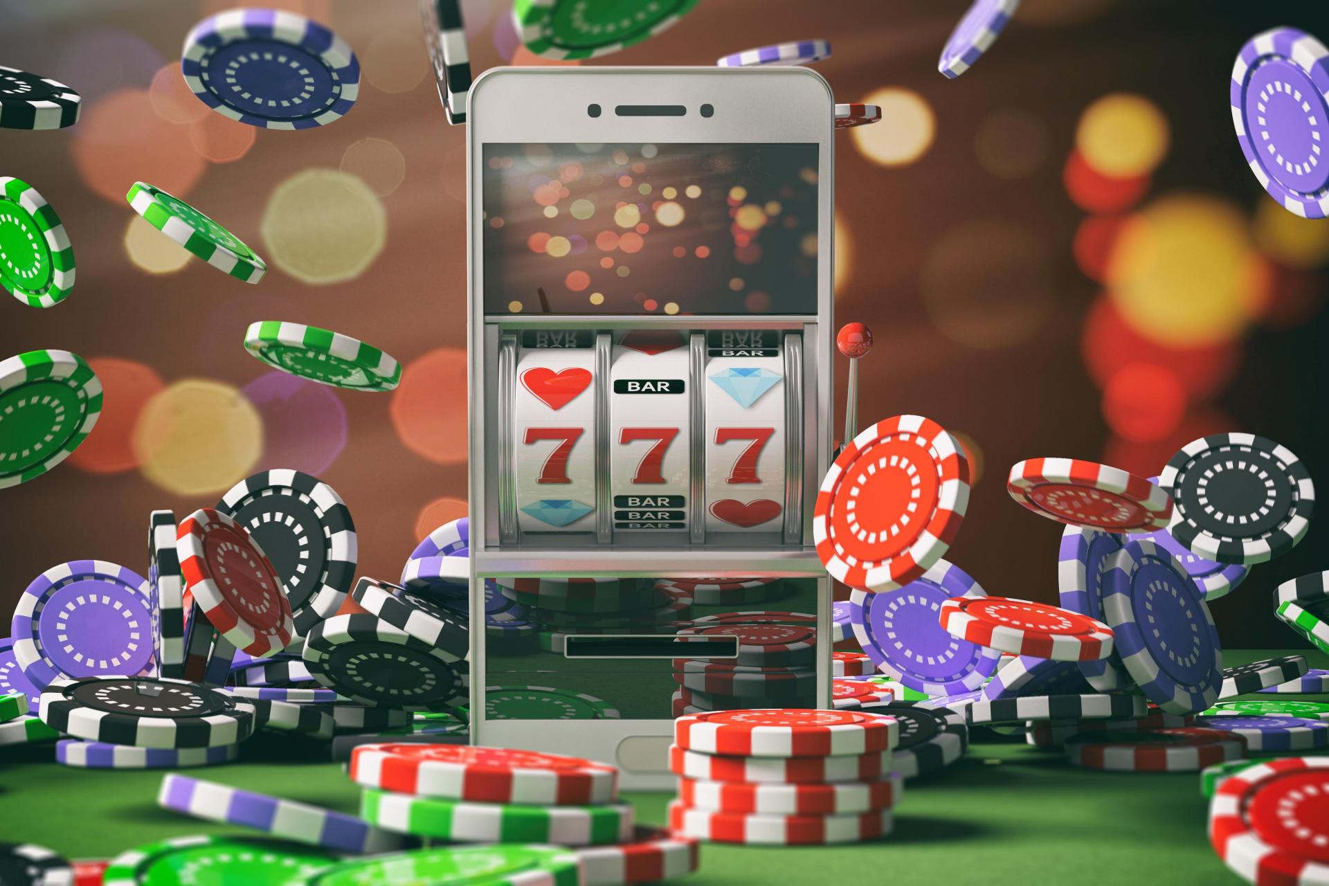 What You Don't Know About Online Casino May Shock You
